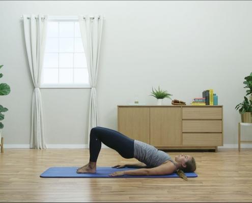 Glut Bridge For Lower Back Pain