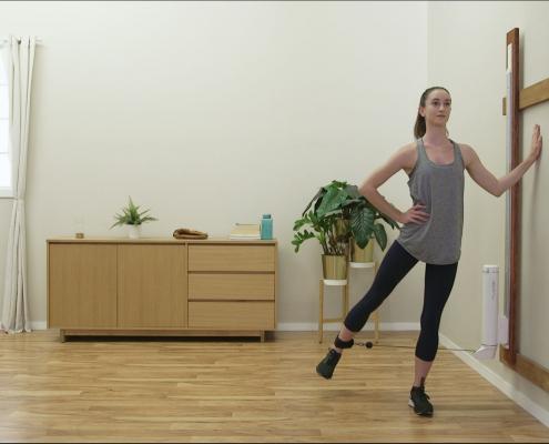 Side Kick Knee Pain Robina Physio