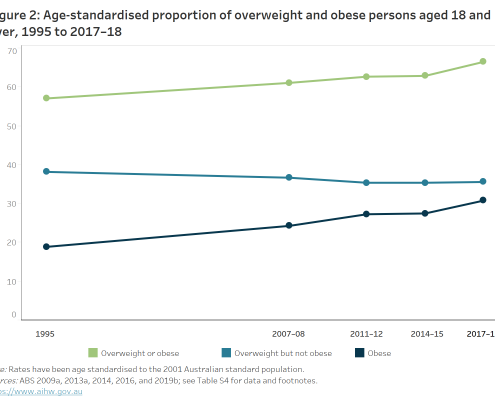 Adult Obesity Trends